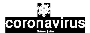 Logo coronavirus suisse